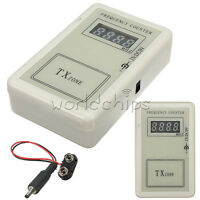 Frequency Counter Digital LED for Calibrate Remote Control Calibration Portable