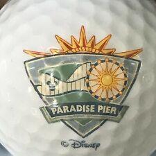 Disney Paradise Pier Logo Golf Ball (G-12-2)