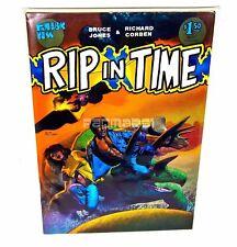 RIP IN TIME #2, Fantacor Press Comics, Richard Corben & Bruce Jones (1986) NM/VF