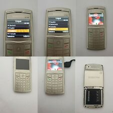 CELLULARE SAMSUNG SGH X820 GSM SIM FREE DEBLOQUE UNLOCKED