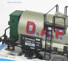 H0 Kesselwagen m. Brhs. D.A.P.G. K.W.St.E. Märklin 4674 TOP OVP