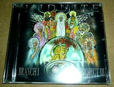 Midnite - Branch I Project III / CD / 2004 / Folie Sealed / Natural Vibes Reggae