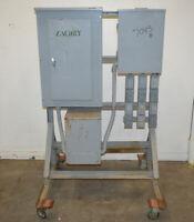 Siemens 15kVA 1Ph 120/240V Power Distribution Unit Industrial 200A Temporary 3P
