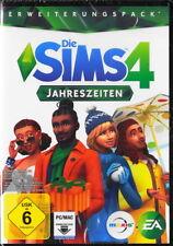 Die Sims 4 - Jahreszeiten (Code in a Box) Addon PC -Deutsche Version- Neu & OVP