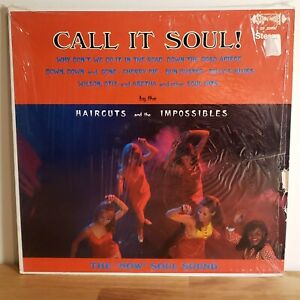 Haircuts and The Impossibles 1968 Psych Fuzz Soul Organ Vinyl LP in Shrink
