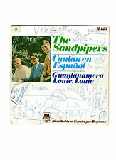 Sandpipers-Guantanamera/Louie, Louie; Spain