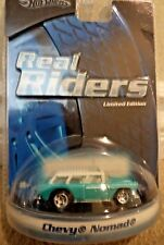 HOT WHEELS REAL RIDERS CHEVY NOMAD H9212 *NEW*