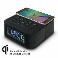 Wireless Phone Charging Alarm Clock Dock & Speaker DreamQi Voltnow