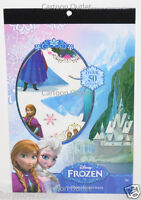 DISNEY FROZEN TATTOO BOOK PRINCESS ANNA ELSA FOR candy bags gift CHRISTMAS GIFT