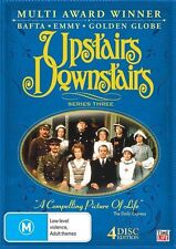 Upstairs Downstairs - The Complete Third Series (DVD, 2008, 4-Disc Set)