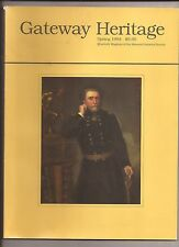 GATEWAY HERITAGE Spring 1994 Magazine...General John Charles Fremont Cover
