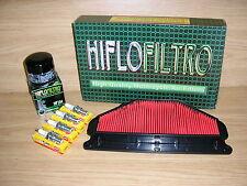 ZX636 B1H-B2H 03-04 Service Kit Air Filter Oil Filter Plugs ZX 636 Ninja ZX6R