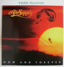 AIR SUPPLY - Now & Forever - Excellent Con LP Record