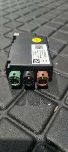 VW Passat B8 3G& Arteon USB Hub Gen 2.1 Distributor Voltage Converter 5G0035953D