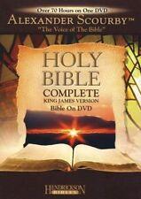 KJV Complete Bible on DVD