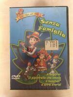 SENZA FAMIGLIA (Nel Regno delle Fiabe) - DVD Nuovo sigillato