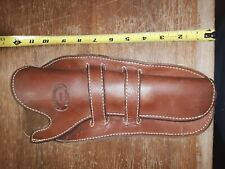 EL PASO SADDLERY REVOLVER HOLSTER--NEW OLD STOCK--LARGE HOLSTER--KOOL LOOK