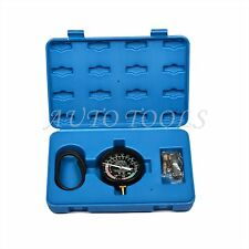 Carburetor Carb Valve Fuel Pump Pressure Vacuum Tester Gauge Test Tool Kit