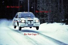 Ari Vatanen Opel Ascona 400 Swedish Rally 1983 Photograph 3