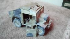 BRITISH CANADIAN FORD QUAD GUN TRACTOR 1/35 PRO BUILT / MADE FOR REPAIR