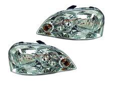 For 2005-2008 Suzuki Forenza Headlight Driver & Passenger Side LH+RH