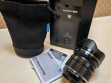 Olympus M.Zuiko Digital ED 7-14mm f/2.8 Pro Wide-angle AF Lens in top condition