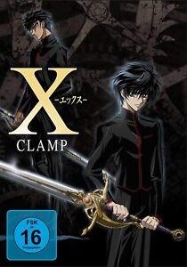 X - Gesamtausgabe [5 DVD's/NEU/OVP] Anime / nach dem Manga von CLAMP (Blood-C)