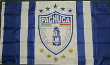 Pachuca Club De Futbol Flag Banner 3x5 ft, New Blue White LIga MX Tuzos Bandera