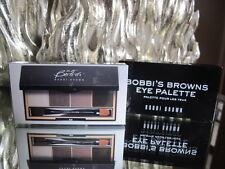 Genuine BOBBI'S BROWN Limited Edition EYE PALETTE EYESHADOW  NEW BOXED