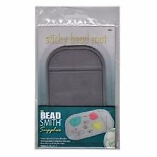 Sticky Bead Mat 3.25 X 5.5 inch from the Beadsmith (Bms1)