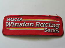 Nascar Winston Racing Series Patch (#2132)