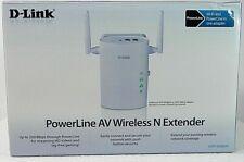 D-Link DHP-W306AV Powerline AV Wireless N Extender