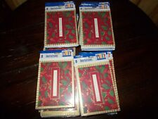144 Party Express Christmas  Party Invitations new sealed
