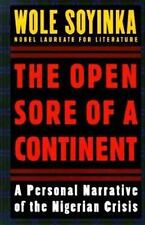 The W. E. B. du Bois Institute Ser.: The Open Sore of a Continent : A...