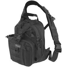 Maxpedition Noatak Gearslinger Security Shoulder Bag Police Messenger Pack Black