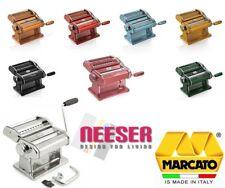 Marcato Nudelmaschine Pastamaker Atlas 150 Wellness 100% Qualität aus Italien