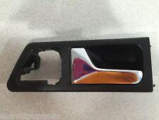 1987-1993 MERCEDES-BENZ 190e W201 ~ LEFT SIDE INTERIOR DOOR HANDLE ~ OEM PART