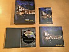 ArchiCAD 15 (U.S. Version) Software, Documentation & Case (No Dongle)
