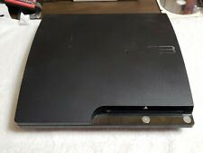 SONY PLAYSTATION 3 SLIM PS3 250gb Console Only CECH-2001B ☆Tested☆