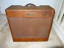 1953 Fender Tweed Bassman Amplifier Amp