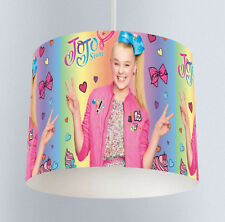 JoJo Siwa (130) Girls Bedroom Drum Lampshade Light Shade