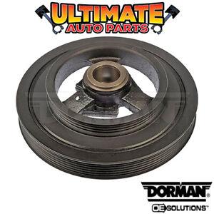 Harmonic Balancer Crank Pulley (2.4L 4 Cylinder) for 96-06 Chrysler Sebring