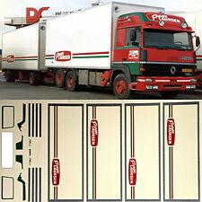 Renault Frode Laursen Danemark 1:87 Camion Autocollant Stickers