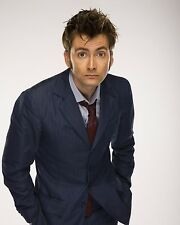 David Tennant / Doctor Who 8 x 10 / 8x10 GLOSSY Photo Picture