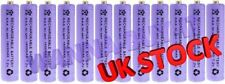 12 AAA 1800mAh NiMH Rechargeable Cell Batteries for BT Panasonic Philips phones