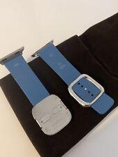 Apple Modern Buckle for Watch - Cape Code Blue, Medium (40mm)