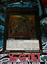 Carte YU GI OH ZEINMAISTER AUTOMATE ULTIMATE GENF-FR042