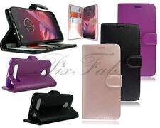 Fundas y carcasas Para Motorola Moto Z de piel para teléfonos móviles y PDAs Motorola