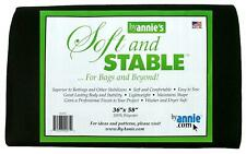 By Annie Soft And Stable 100% Poly 36x58 Black