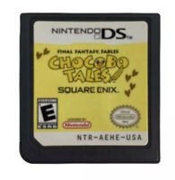 Final Fantasy Chocobo Tales (Nintendo DS)- Cart Only TESTED